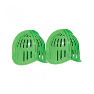 Low Resistant Hand Grips - Green