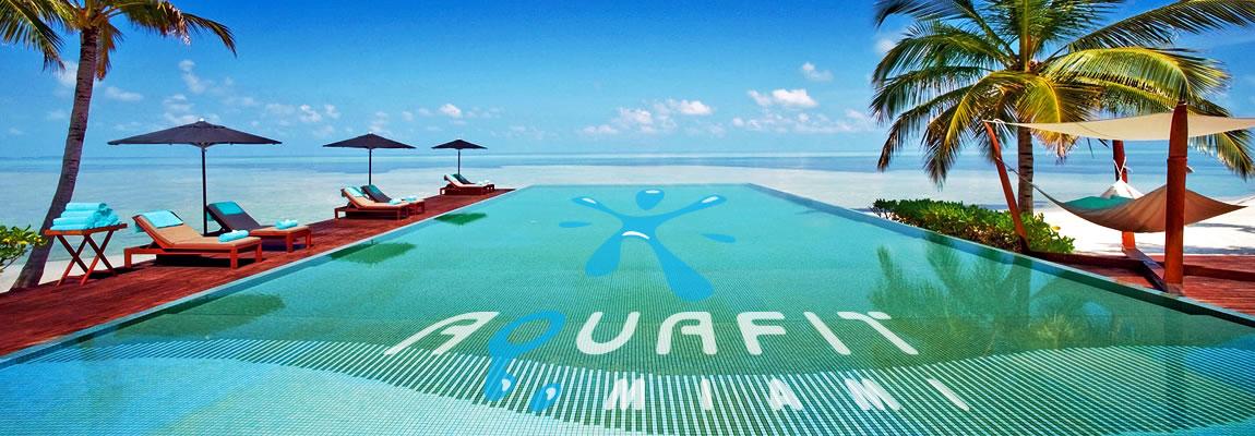 Bring AquaFit Miami to Your Pool
